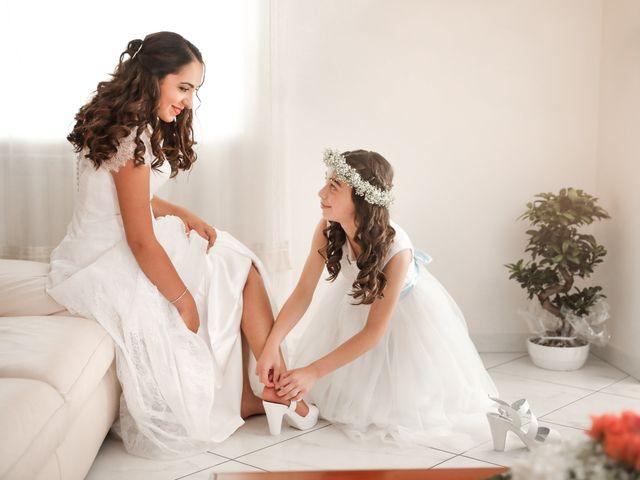 Il matrimonio di Vincenzo e Rosaria a Aversa, Caserta 42