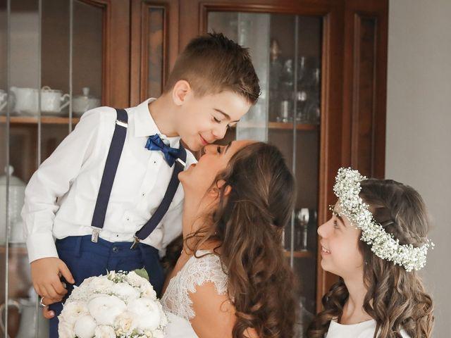 Il matrimonio di Vincenzo e Rosaria a Aversa, Caserta 53