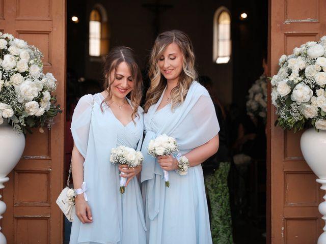 Il matrimonio di Vincenzo e Rosaria a Aversa, Caserta 64