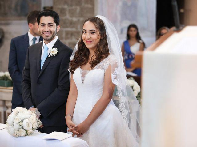 Il matrimonio di Vincenzo e Rosaria a Aversa, Caserta 69