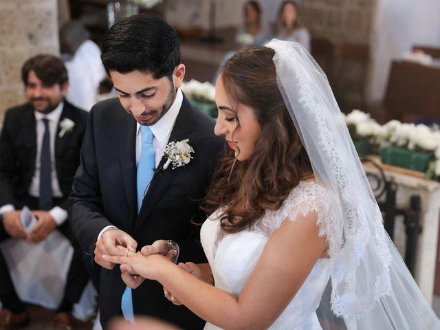 Il matrimonio di Vincenzo e Rosaria a Aversa, Caserta 73