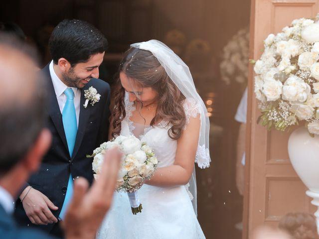 Il matrimonio di Vincenzo e Rosaria a Aversa, Caserta 76
