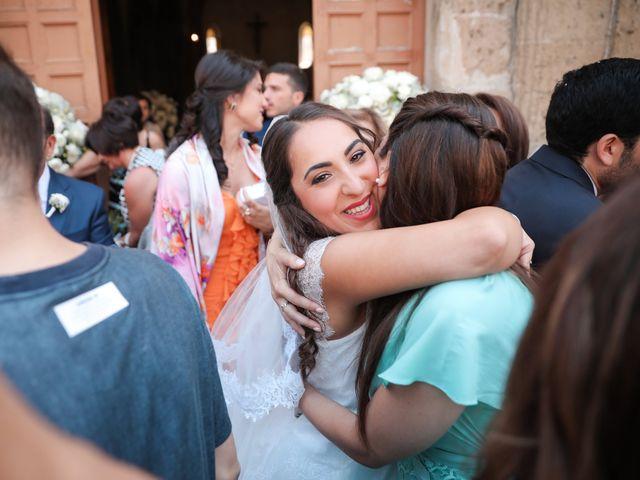 Il matrimonio di Vincenzo e Rosaria a Aversa, Caserta 77