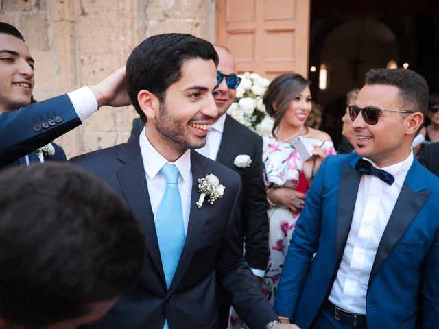 Il matrimonio di Vincenzo e Rosaria a Aversa, Caserta 78