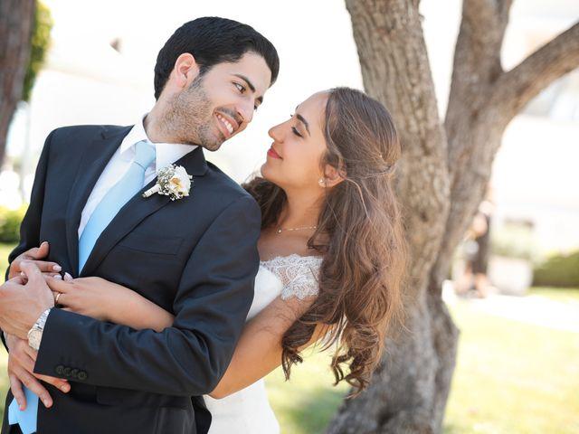 Il matrimonio di Vincenzo e Rosaria a Aversa, Caserta 87