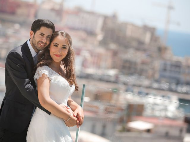 Il matrimonio di Vincenzo e Rosaria a Aversa, Caserta 96