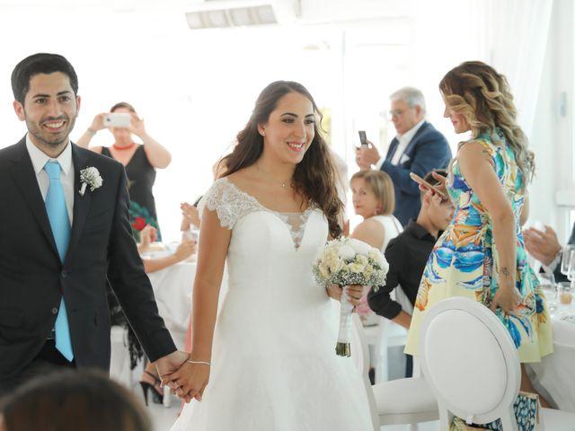 Il matrimonio di Vincenzo e Rosaria a Aversa, Caserta 108