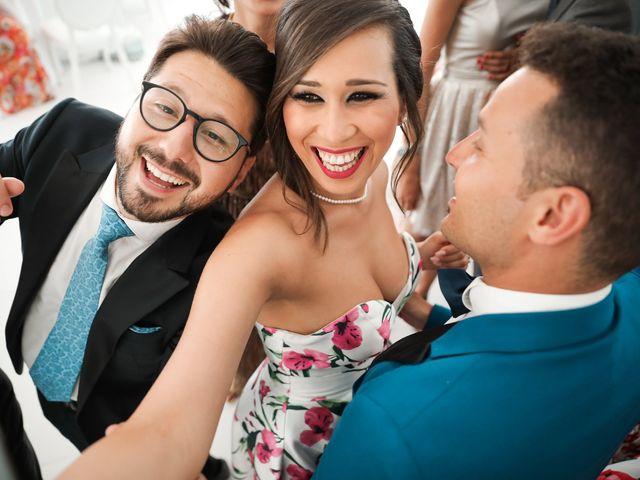 Il matrimonio di Vincenzo e Rosaria a Aversa, Caserta 133