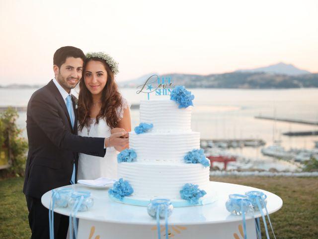 Il matrimonio di Vincenzo e Rosaria a Aversa, Caserta 142