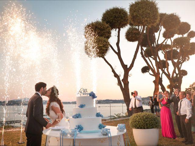 Il matrimonio di Vincenzo e Rosaria a Aversa, Caserta 149