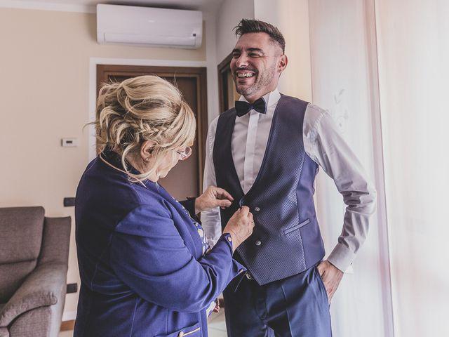 Il matrimonio di Stefano e Chiara a Cassano d'Adda, Milano 1