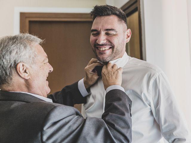 Il matrimonio di Stefano e Chiara a Cassano d'Adda, Milano 7