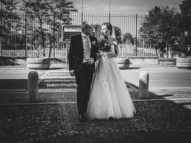 Il matrimonio di Stefano e Chiara a Cassano d'Adda, Milano 17