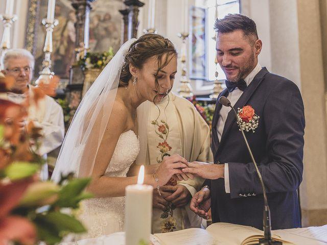 Il matrimonio di Stefano e Chiara a Cassano d'Adda, Milano 23