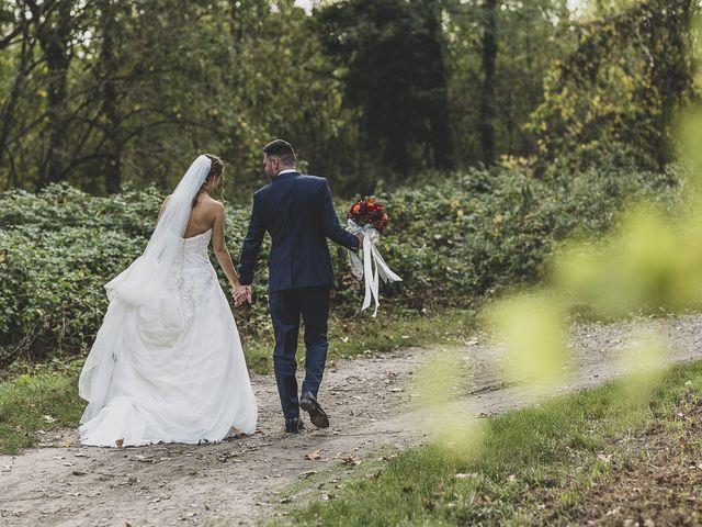 Il matrimonio di Stefano e Chiara a Cassano d'Adda, Milano 33