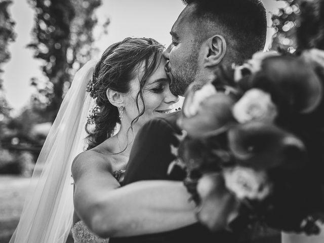 Il matrimonio di Stefano e Chiara a Cassano d'Adda, Milano 36