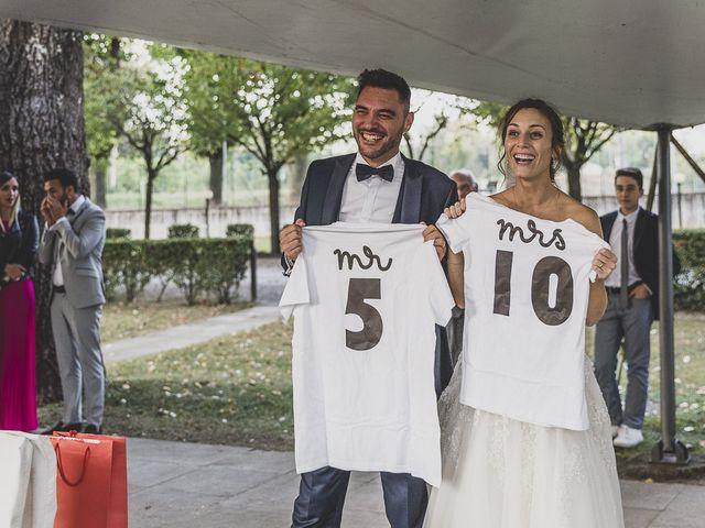 Il matrimonio di Stefano e Chiara a Cassano d'Adda, Milano 42