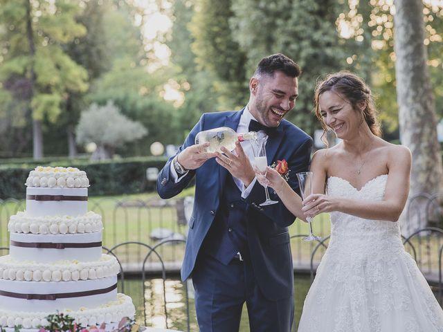 Il matrimonio di Stefano e Chiara a Cassano d'Adda, Milano 45