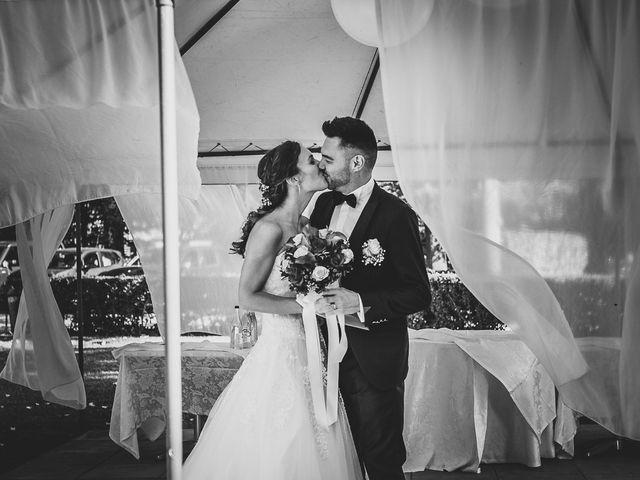 Il matrimonio di Stefano e Chiara a Cassano d'Adda, Milano 46