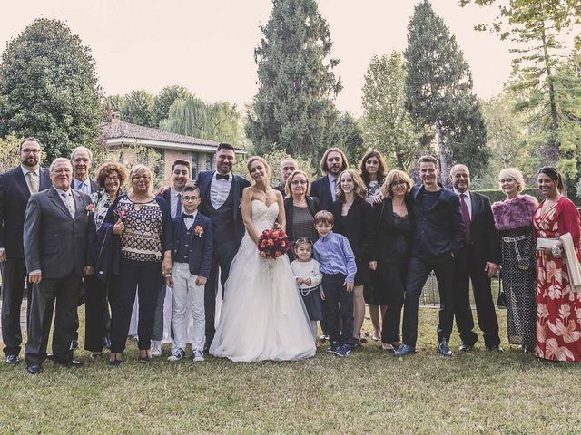 Il matrimonio di Stefano e Chiara a Cassano d'Adda, Milano 51