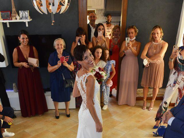 Il matrimonio di Daniele e Serena a Castano Primo, Milano 8