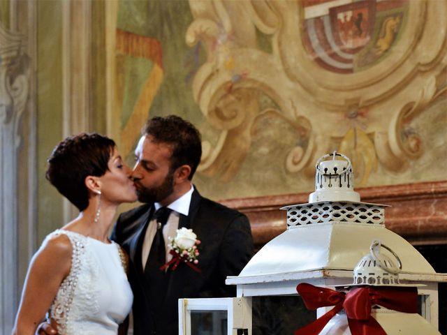Il matrimonio di Daniele e Serena a Castano Primo, Milano 1