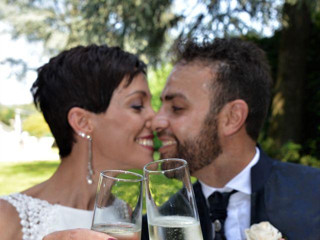 Il matrimonio di Daniele e Serena a Castano Primo, Milano 16