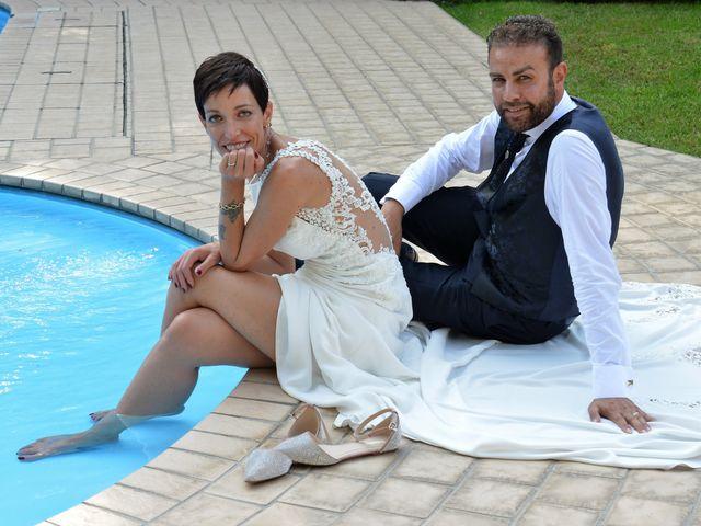 Il matrimonio di Daniele e Serena a Castano Primo, Milano 22
