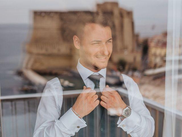 Il matrimonio di Imma e Antonio a Napoli, Napoli 15