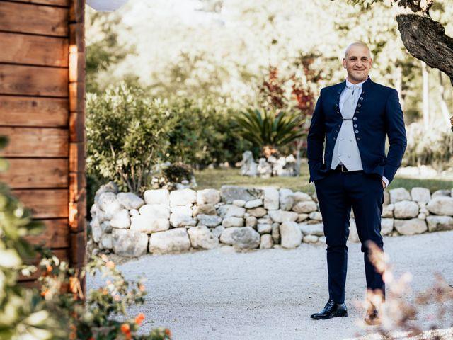 Il matrimonio di Annagrazia e Fabrizio a Pretoro, Chieti 5