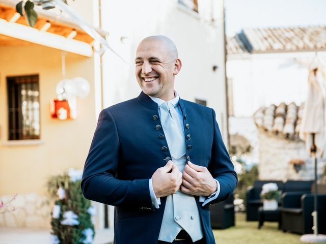 Il matrimonio di Annagrazia e Fabrizio a Pretoro, Chieti 6