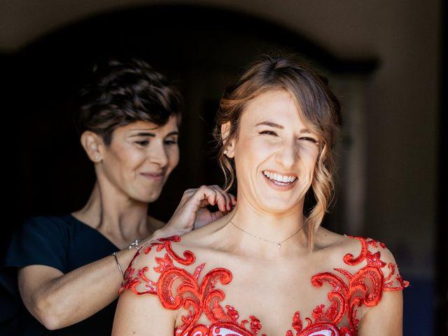 Il matrimonio di Annagrazia e Fabrizio a Pretoro, Chieti 13