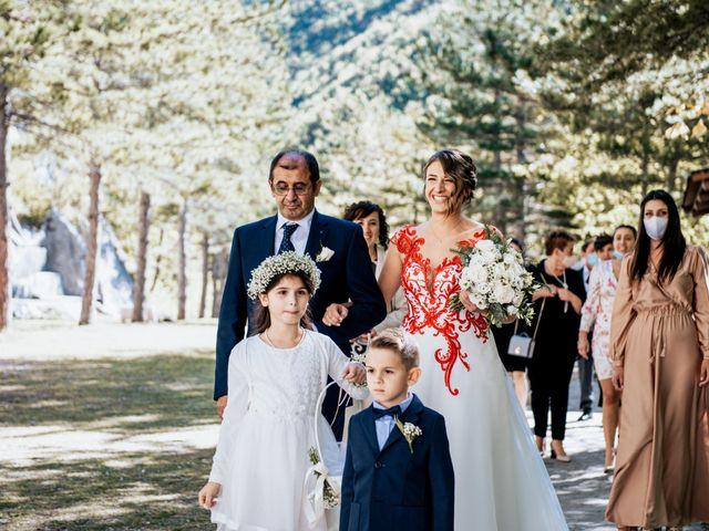 Il matrimonio di Annagrazia e Fabrizio a Pretoro, Chieti 17