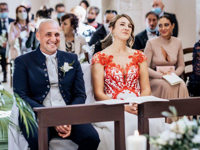 Il matrimonio di Annagrazia e Fabrizio a Pretoro, Chieti 18
