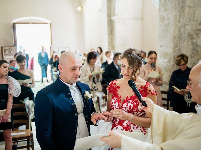 Il matrimonio di Annagrazia e Fabrizio a Pretoro, Chieti 20
