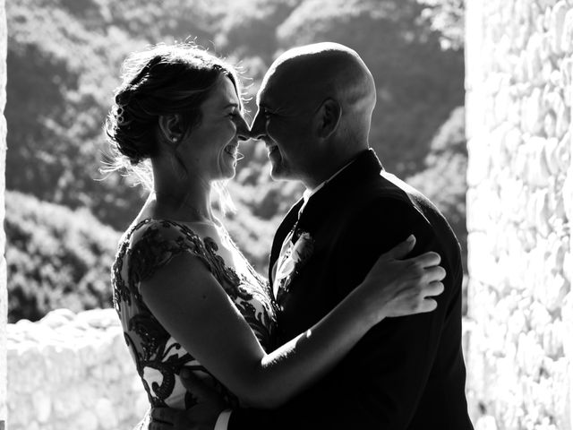 Il matrimonio di Annagrazia e Fabrizio a Pretoro, Chieti 1