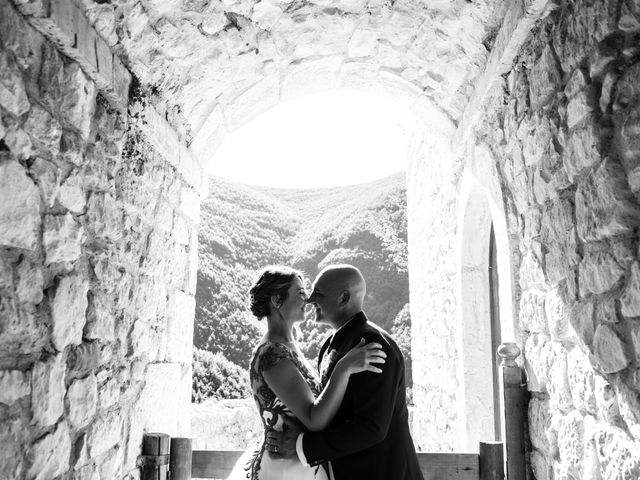 Il matrimonio di Annagrazia e Fabrizio a Pretoro, Chieti 21