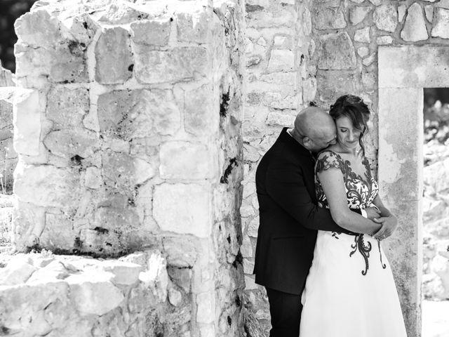 Il matrimonio di Annagrazia e Fabrizio a Pretoro, Chieti 22