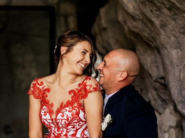 Il matrimonio di Annagrazia e Fabrizio a Pretoro, Chieti 2