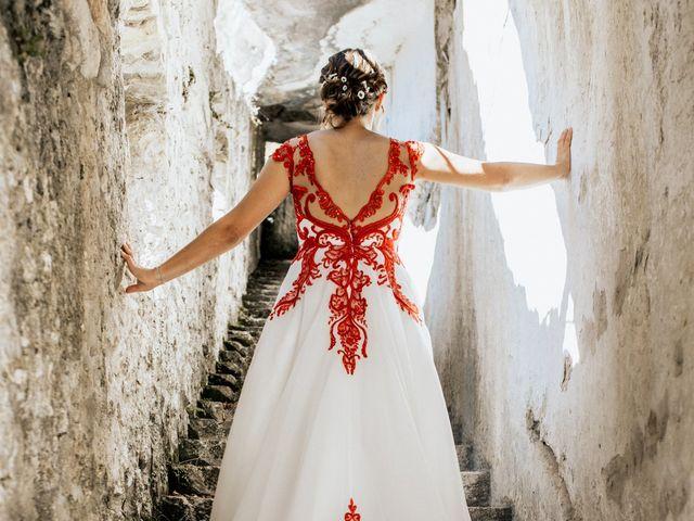 Il matrimonio di Annagrazia e Fabrizio a Pretoro, Chieti 23