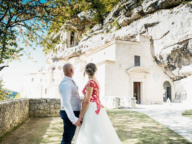 Il matrimonio di Annagrazia e Fabrizio a Pretoro, Chieti 25
