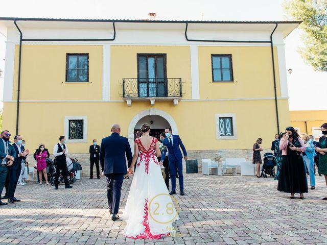 Il matrimonio di Annagrazia e Fabrizio a Pretoro, Chieti 26