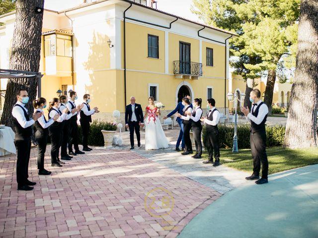 Il matrimonio di Annagrazia e Fabrizio a Pretoro, Chieti 28