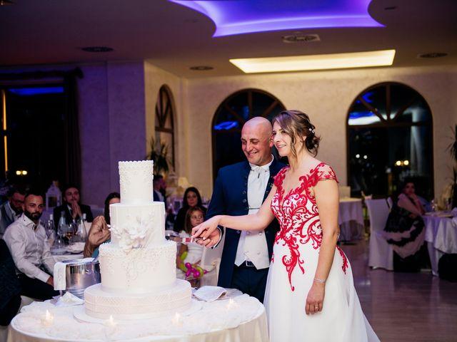 Il matrimonio di Annagrazia e Fabrizio a Pretoro, Chieti 30