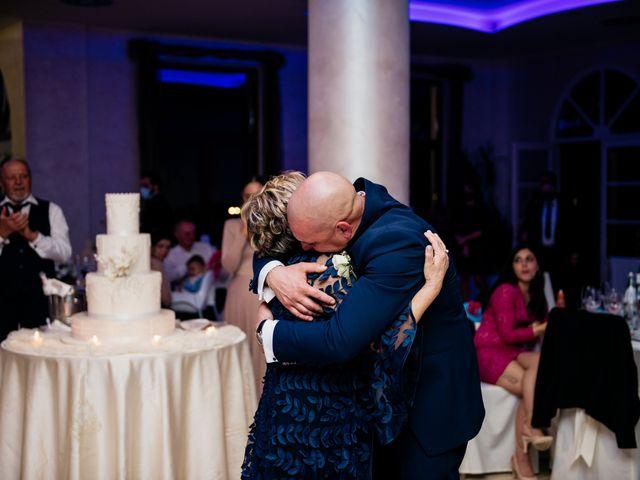 Il matrimonio di Annagrazia e Fabrizio a Pretoro, Chieti 32