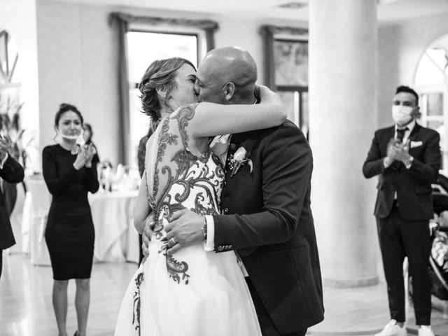 Il matrimonio di Annagrazia e Fabrizio a Pretoro, Chieti 33