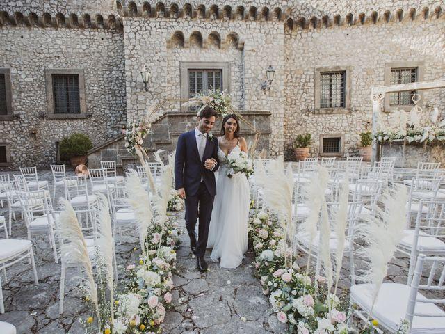 Le nozze di Max e Lisa