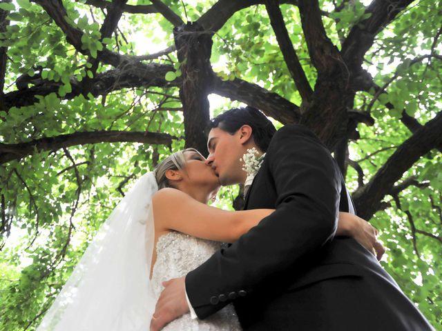 Il matrimonio di Andrea e Martina a Larciano, Pistoia 7