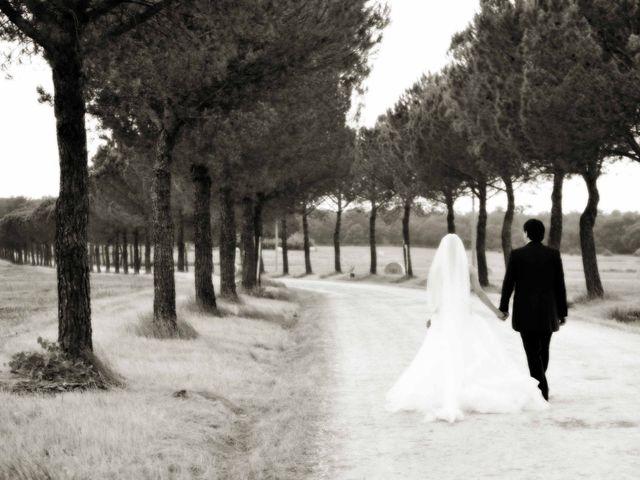 Il matrimonio di Andrea e Martina a Larciano, Pistoia 2