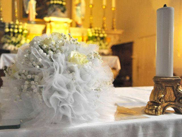 Il matrimonio di Andrea e Martina a Larciano, Pistoia 13